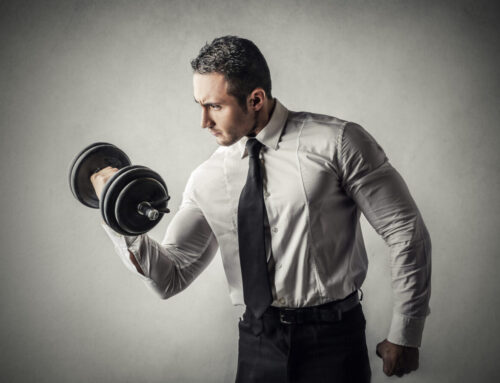 Your First 3 Steps To Get Fit As A Businessman